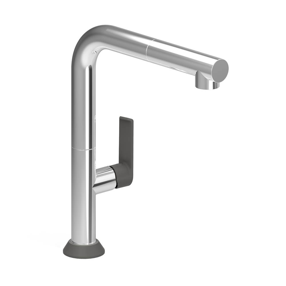BARiL Single Hole Kitchen Faucets item CUI-9355-02L-CF