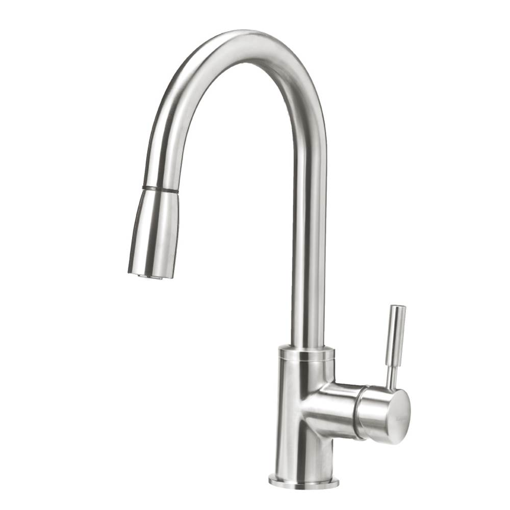 Blanco Canada Deck Mount Kitchen Faucets item 401570